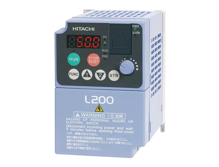 Hitachi Inverter L200