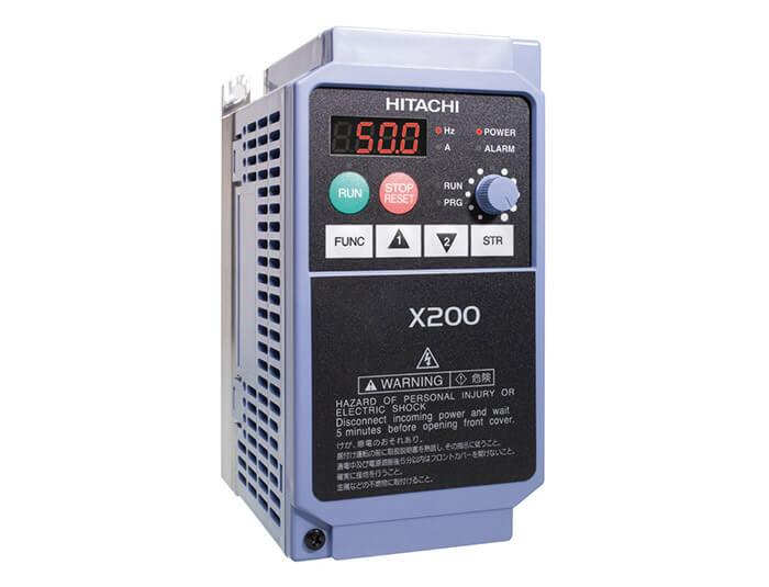 Hitachi Inverter X200
