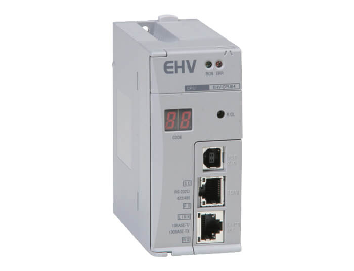 EHV - Modular Series - PLC - Products - Hitachi Automation